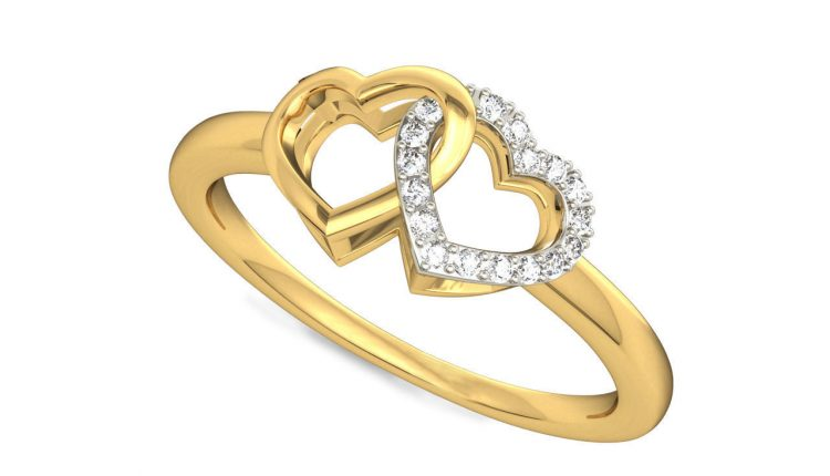 Heart Shape Rings