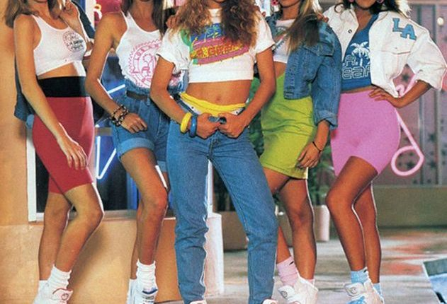 Fashion Trends From The 80s