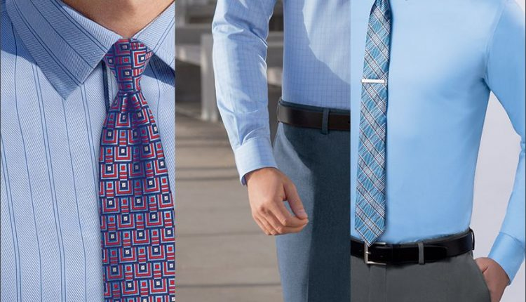 Fitted For a Dress Shirt