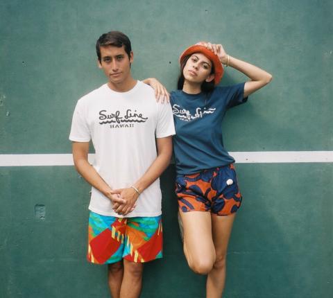 Jam shorts