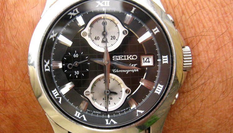 Seiko Premier 2