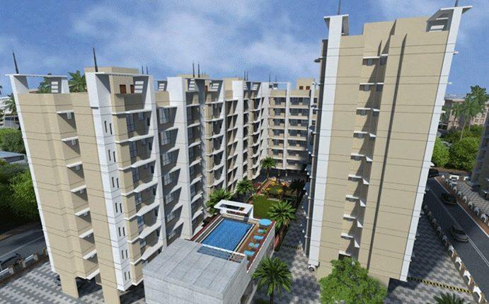 property in Sethia Green View.