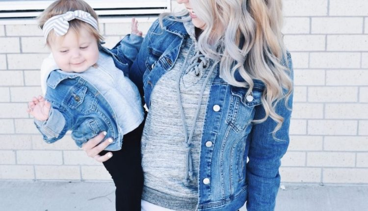 mother-daughter outfits