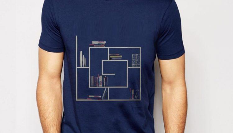 wear a Men's T-Shirt